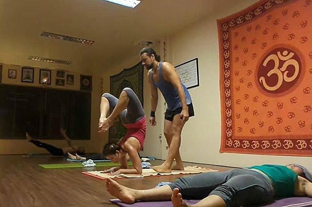 Ashtanga Yoga Shala Phuket