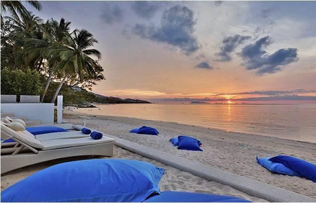 Пляж Бан Тай на Самуи