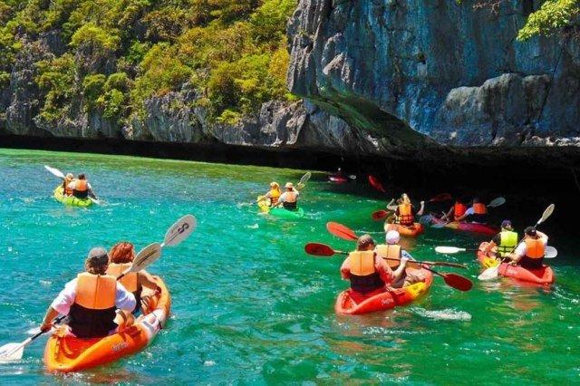 Национальный парк Анг Тонг