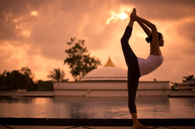 Йога на Самуи