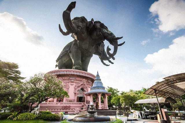Музей Эраван в Бангкоке