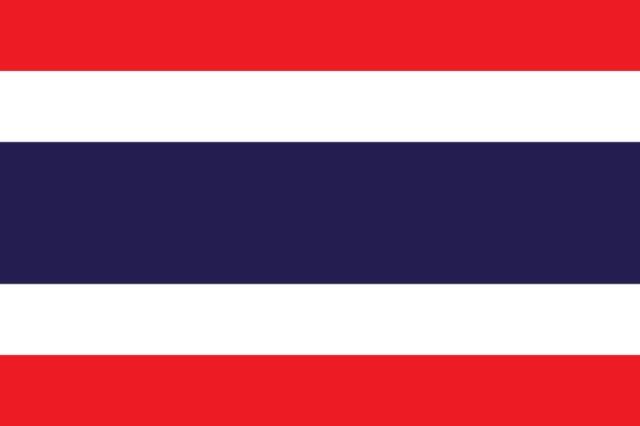 Флаг Тайланда
