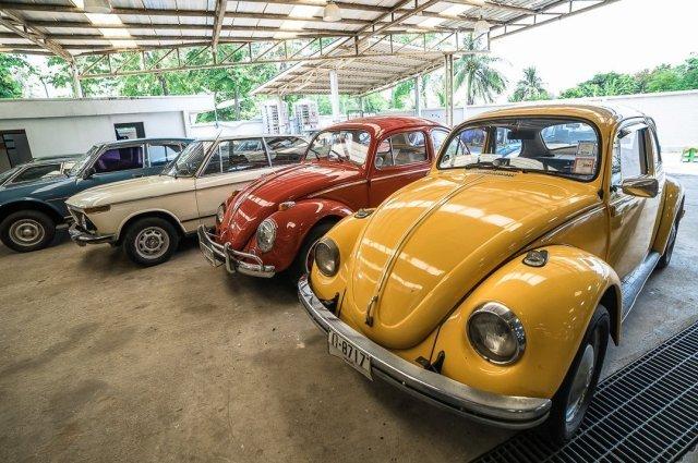 Музей автомобилей Jesada в Бангкоке