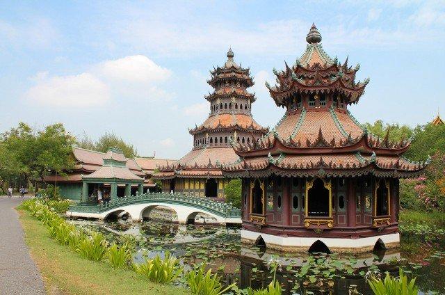 Музей Древний город в Бангкоке
