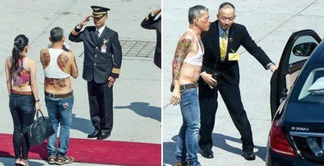 Новый король Тайланда
