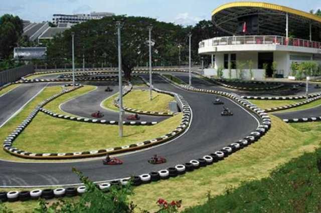 Картинг Easy Kart в Паттайе