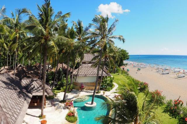 Курорт амед на Бали