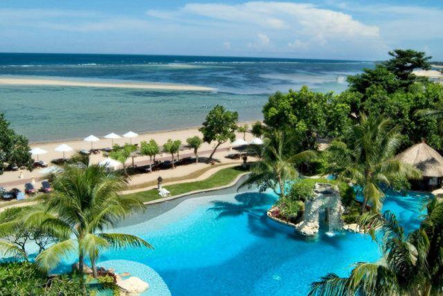 Курорт Танджунг Беноа на Бали