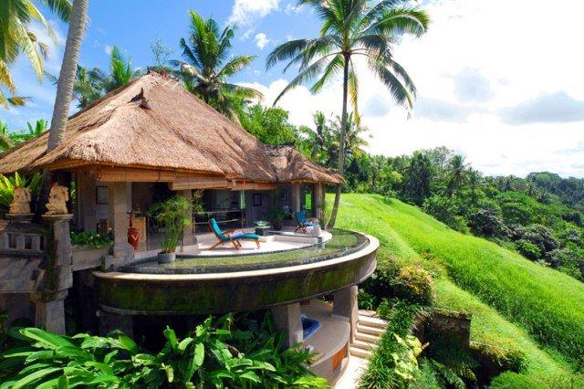 Курорт Убуд на Бали