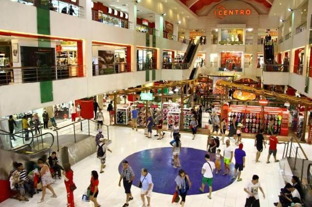 Discovery Mall на Бали