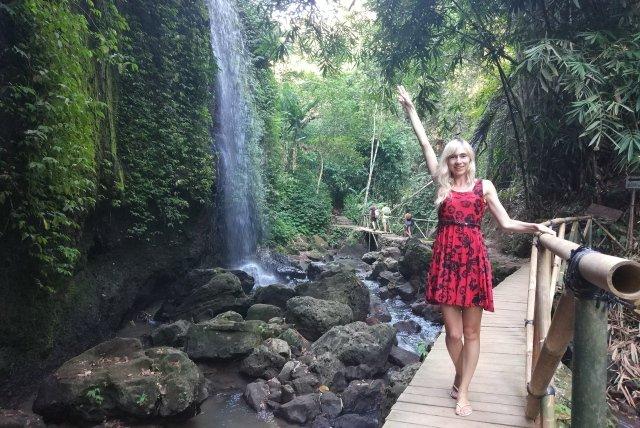 Бали в июле