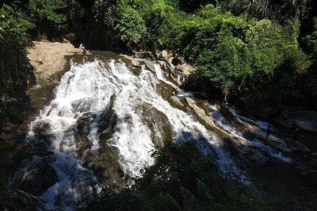 Водопад Goa Rang Reng на Бали