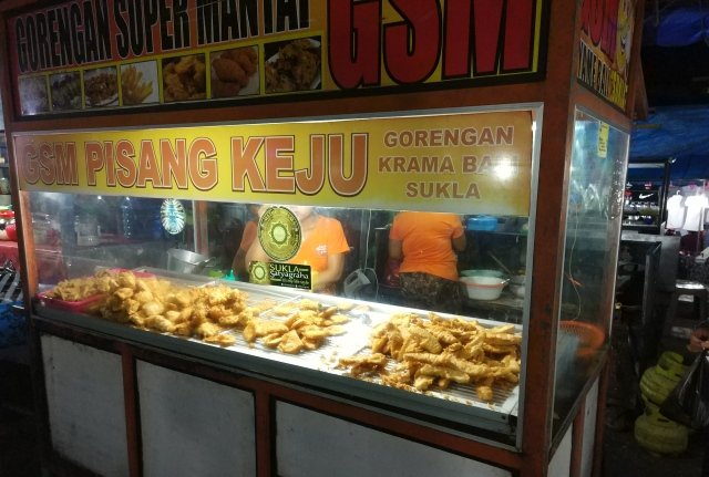 Еда на острове Бали