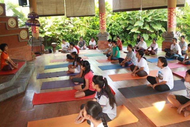 Anand Ashram на Бали