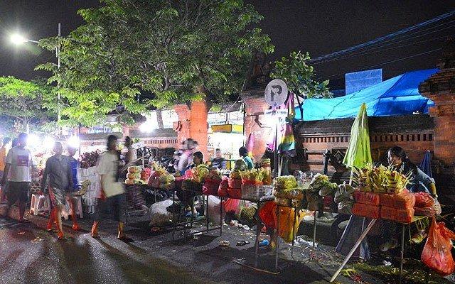 Рынок Pasar Kereneng&Asoka на Бали