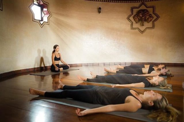 Prana Yoga & Spa на Бали