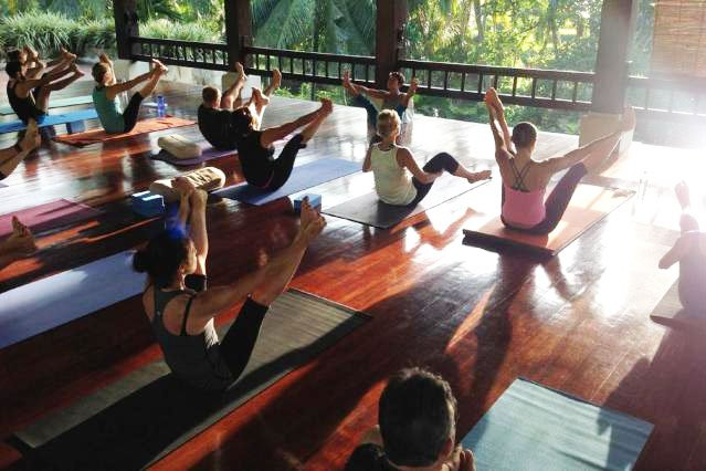 Purnati Art & Yoga retreat