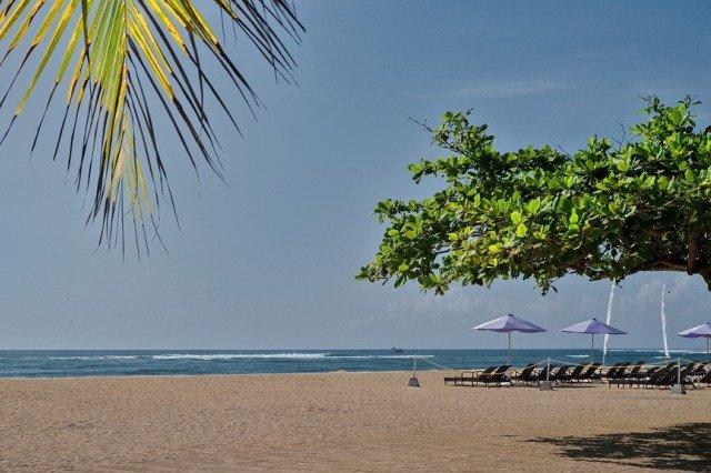 Пляж Санур на Бали