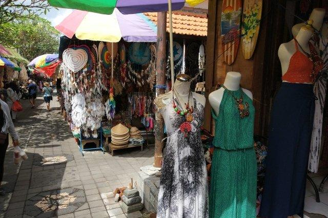 Ubud Market на Бали