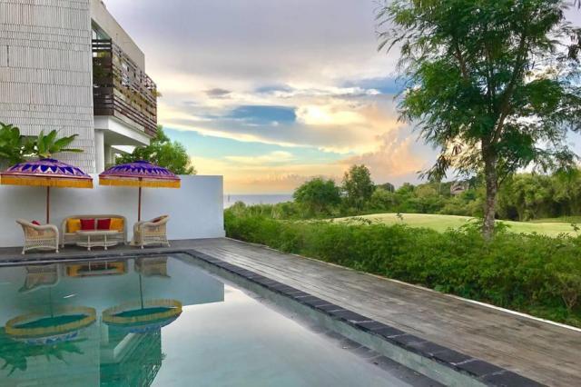 New Kuta Golf/Ocean villa