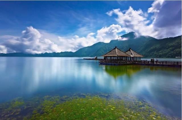 Озкро Батур на Бали
