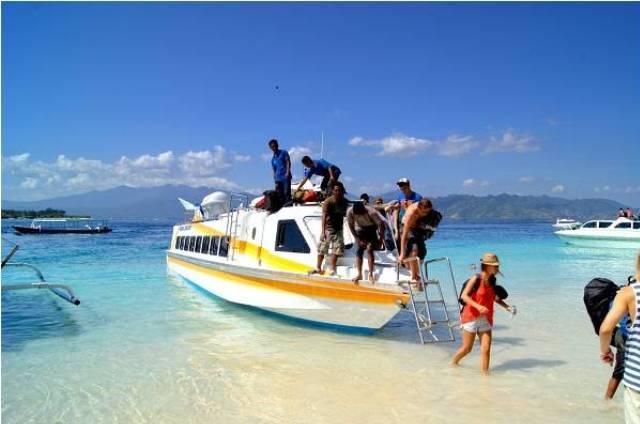 Как добраться с Бали до Ломбока