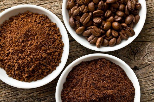 Кофе на Бали