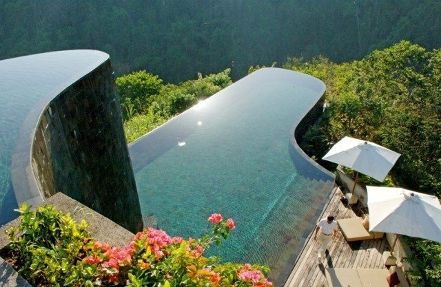 Висячие сады Бали
