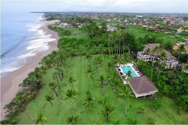 Пляж Чангу на Бали
