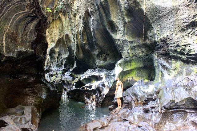 Каньоны на Бали