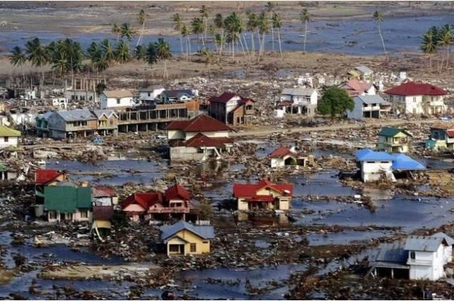 Цунами в Индонезии в 2004