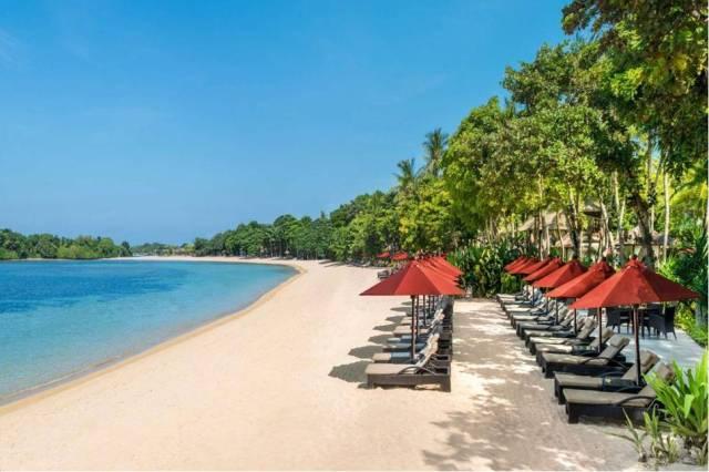районы на Бали