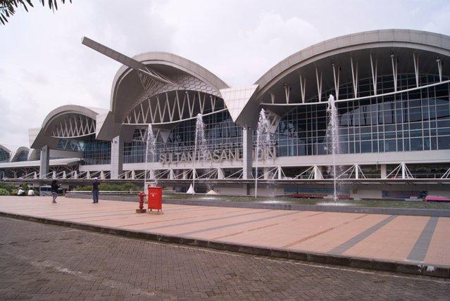 Аэропорт Макасар Султан Хасануддин