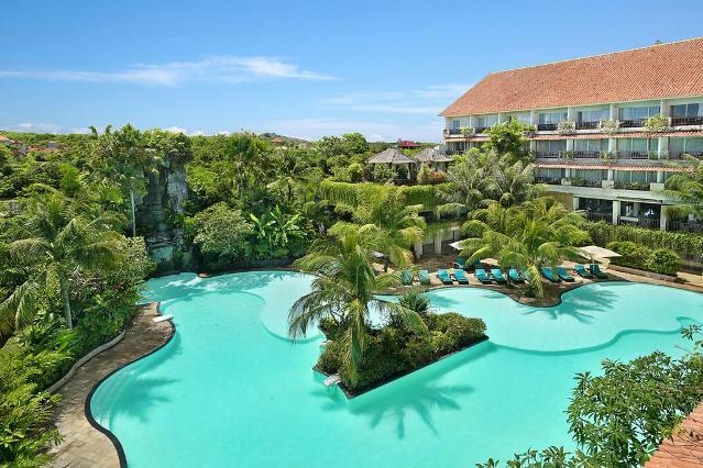 Swiss-Belhotel Segara на Бали