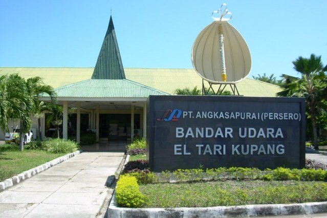 Аэропорт Купанг Эль-Тари
