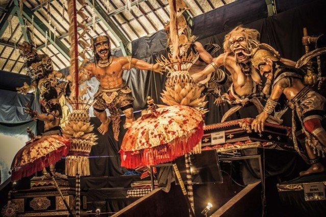 Музей Ogoh-Ogoh на Бали