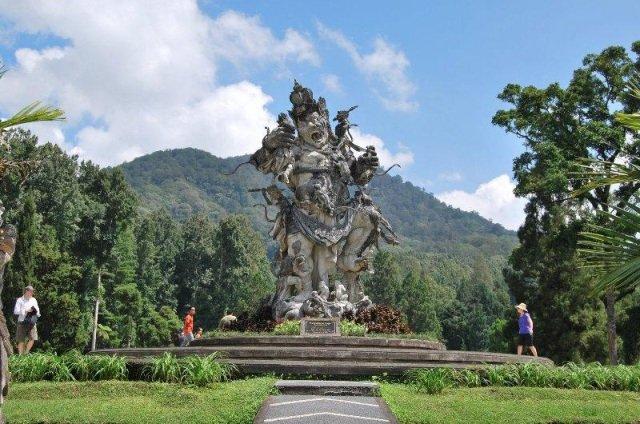 Ботанический сад на Бали