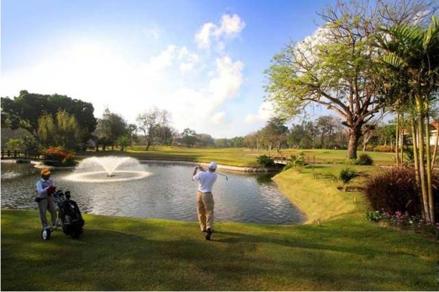 Bali Beach Golf Course