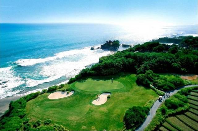 Nirwana Bali Golf Course