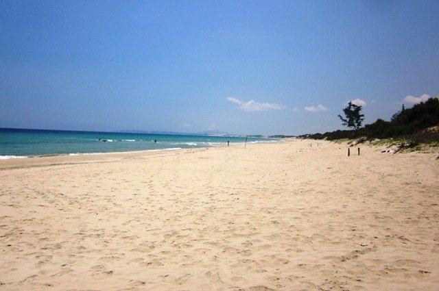 Пляж Бай Дай в Нячанге