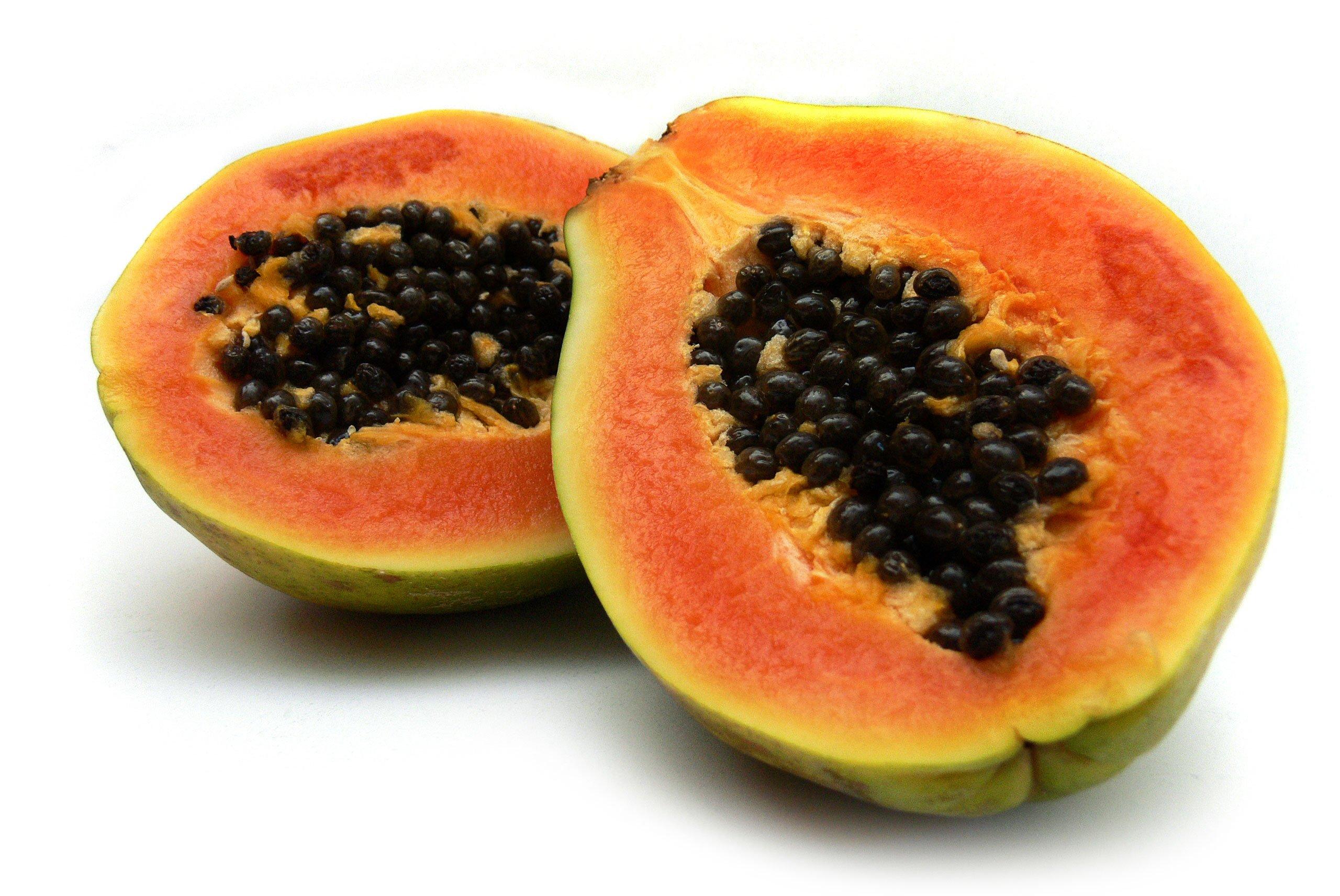 papaya png - HD1200×817