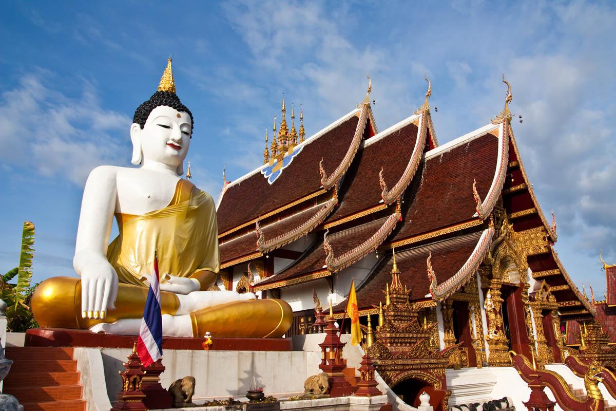 ТОП 10 лучших достопримечательностей в Тайланде