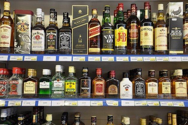 алкоголь из Таиланда