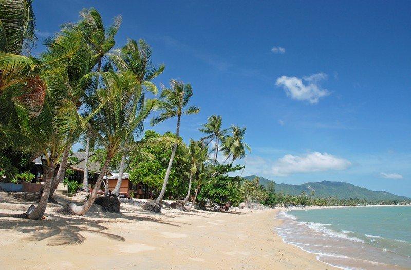 Самый красивый остров в таиланде