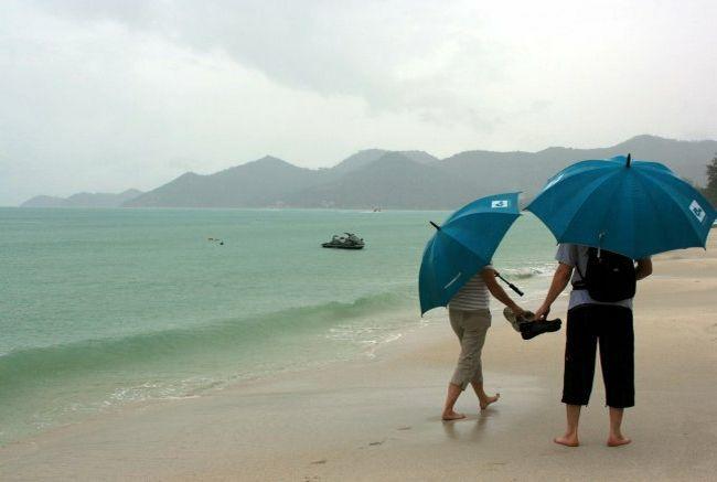 Сезон дождей в Тайланде (погода по месяцам)