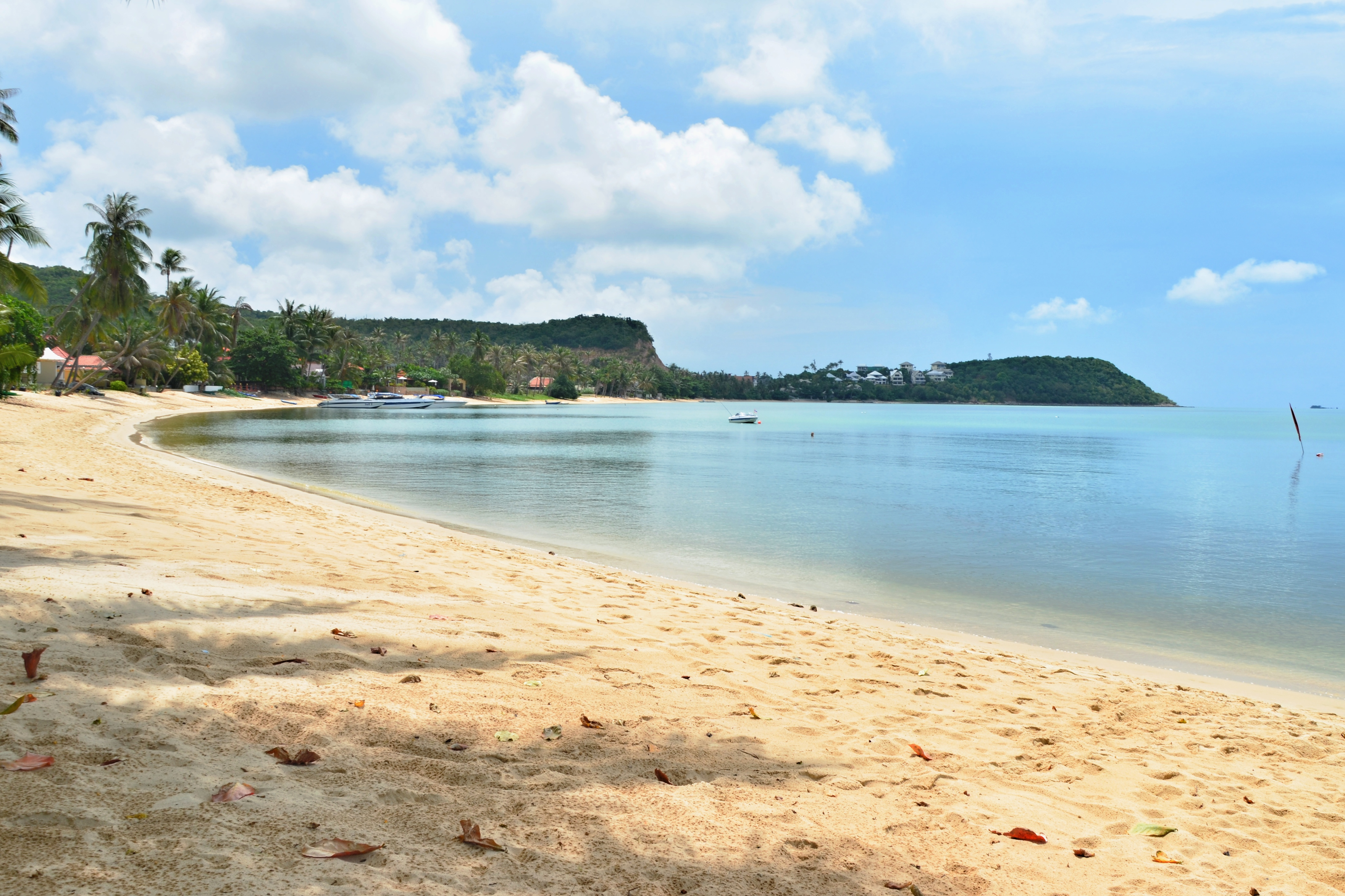 Район пляжа ламай фото