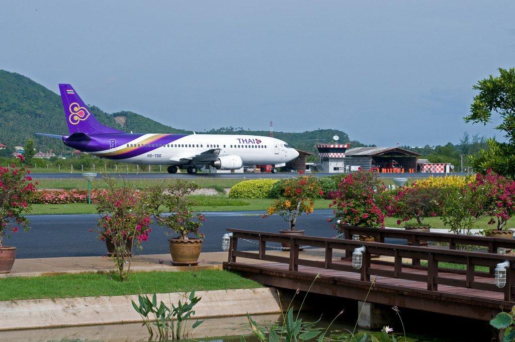 Есть ли аэропорт на самуи