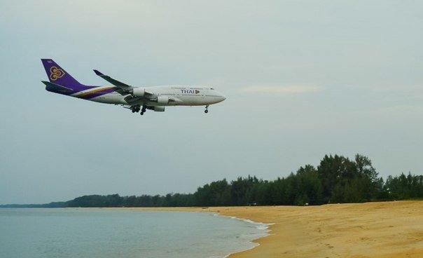 Пляж Май Као Пхукет