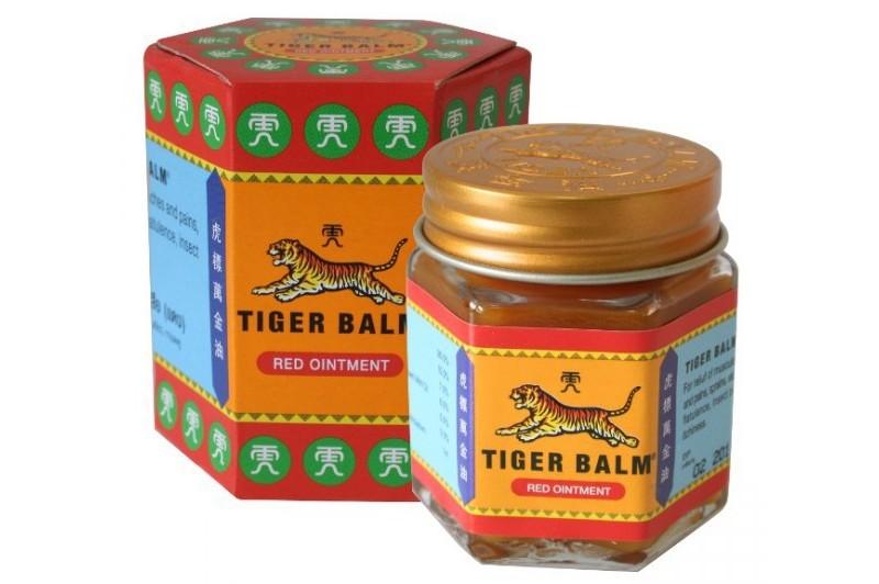Тайский тигровый бальзам красный инструкция по применению.