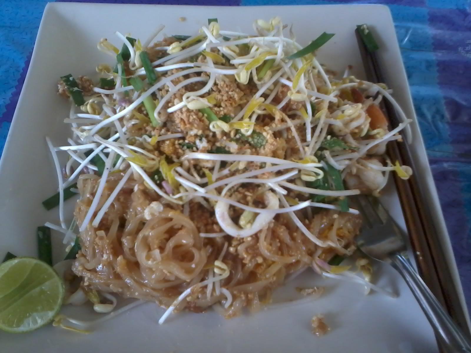 Что стоит попробовать в тайланде
